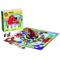 Tales to Play - Clifford the Big Red Dog: Be a Good Friend Game