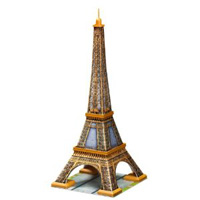 3D Building Sets (Eiffel Tower)