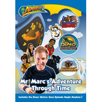 Adventure to Fitness - Mr. Marc's Adventure Through Time