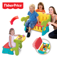 Fisher Price Sit 'n Munch Storage Bench