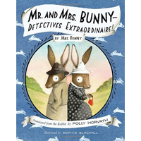 Mr. & Mrs. Bunny - Detectives Extraordinaire!