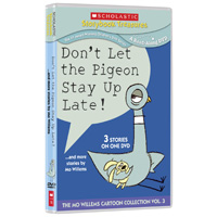 Don't Let the Pigeon Stay Up Late...and More Stories by Mo Willems