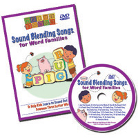 Sound Blending Songs for Word Families
