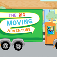 The Big Moving Adventure
