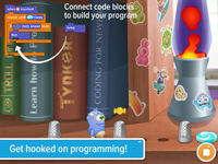 Tynker - Learn programming with visual code blocks