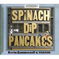 Spinach Dip Pancakes: The Songs