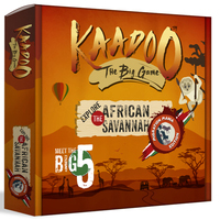 Kaadoo - Safari themed board game