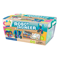 Kids First: Robot Engineer