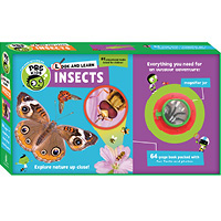 PBS KIDS Look and Learn Insects