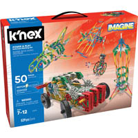 K'NEX IMAGINE: Power & Play Motorized Building Set