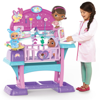 Disney Junior Doc Mcstuffins All In One Nursery