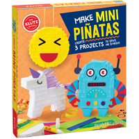 Make Mini Piñatas