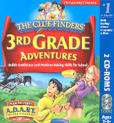 The ClueFinders' 3rd Grade Adventures