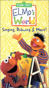Elmo's World: Singing, Drawing & More