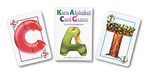 Kern Alphabet Card Games