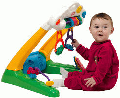 Playskool Kick Start Gym