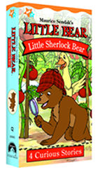 Little Bear: Little Sherlock Bear