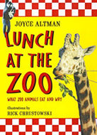 Lunch at the Zoo: What Zoo Animals Eat and Why