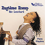 Ragtime Romp-Piano for Playtime