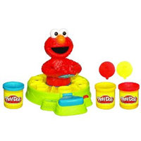 Play-Doh Shape & Spin Elmo