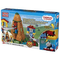 Thomas & Friends Mega Bloks- Adventures on Misty Island