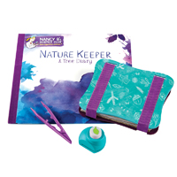 Nancy B's Science Club Nature Keeper and Tree Diary