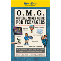O.M.G. Official Money Guide for Teenagers