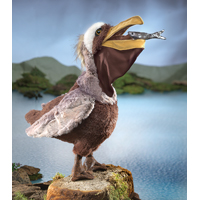 Folkmanis® Pelican Puppet
