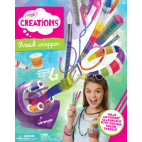 Crayola Creations Thread Wrapper
