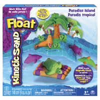Kinetic Sand Float