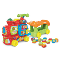 SIT-TO-STAND ULTIMATE ALPHABET TRAIN