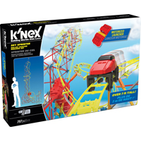 K'NEX Thrills: SKY SPRINTER ROLLER COASTER BUILDING SET