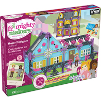 Mighty Makers; HOME DESIGNER BUILDING SET