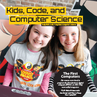 Kids, Code, and Computer Science Magazine