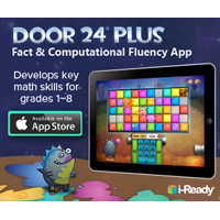Curriculum Associates' Door 24 Plus App