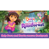 Dora and Friends Back to the Rainforest