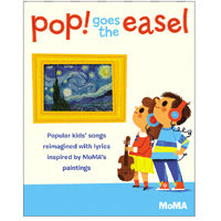 Pop! Goes the Easel