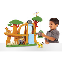 The Lion Guard Defend the Pride Lands Play Set
