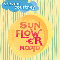 Sunflower Road by Steven Courtney