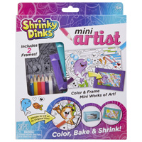 Shrinky Dinks Mini Artist