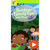 Outdoor Family Fun with Plum