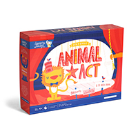 Animal Act- A Silly Street Character-Builder Game