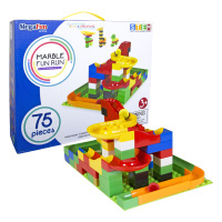 Marble Fun Run Building Blocks Edition