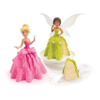 Princess Cakes Deluxe Baking Set