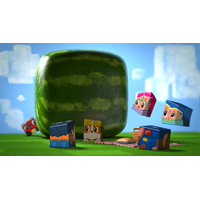Nick Jr Block Party, Runaway Melon