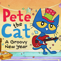 Pete the Cat A Groovy New Year
