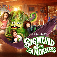Sigmund and the Sea Monsters S1