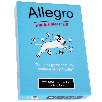 Allegro: words unleashed!