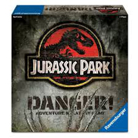 Ravensburger Jurassic Park Danger! Game