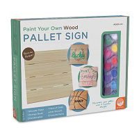 Paint Your Own Pallet